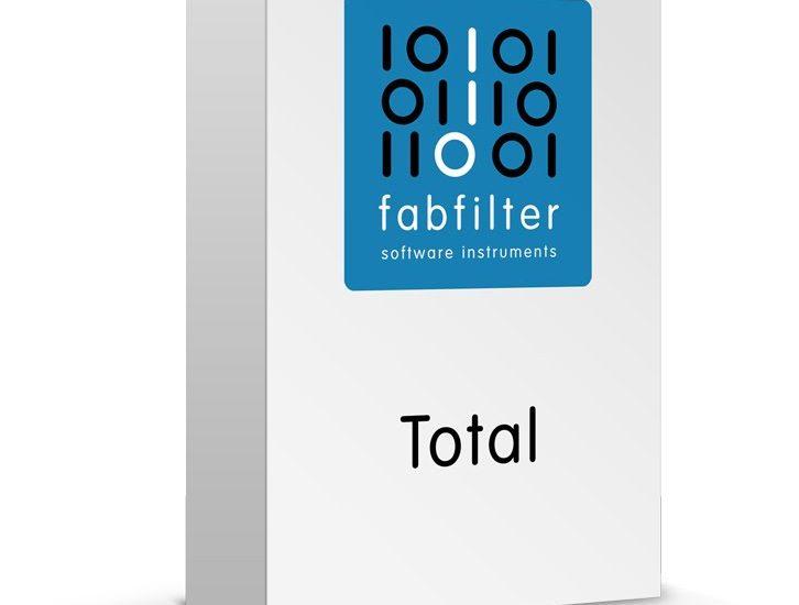 Fabfilter Total Bundle Crack 6.11 (Mac & Mac) Latest Version 2021