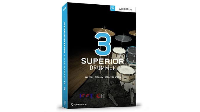 Toontrack Superior Drummer 3.1.7 Mac Crack With Torrent 2021